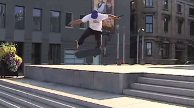 Thumb small rectangle thrasher mag presenta the dime video