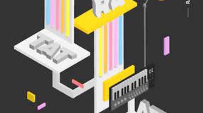 Thumb small rectangle afiche ratatat postshow